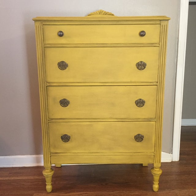 Vintage Chest of Drawers - Image 2 of 8