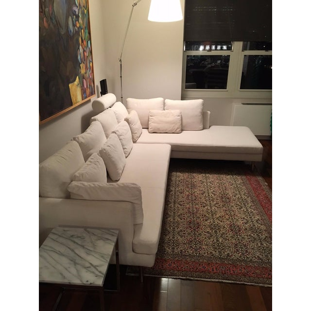 Bo Concept Istra Sectional Sofa - Image 6 of 7