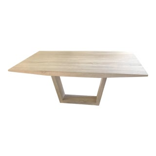 Contemporary Plywood Dining Table