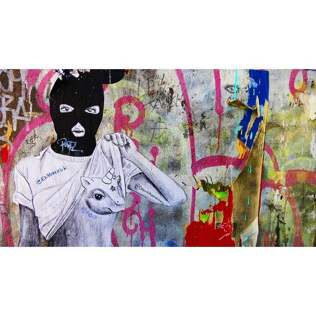 Image of Fernando Natalici Contemporary New York Street Art Photograph