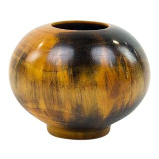 Ed Moulthrop Turned White Pine Vase