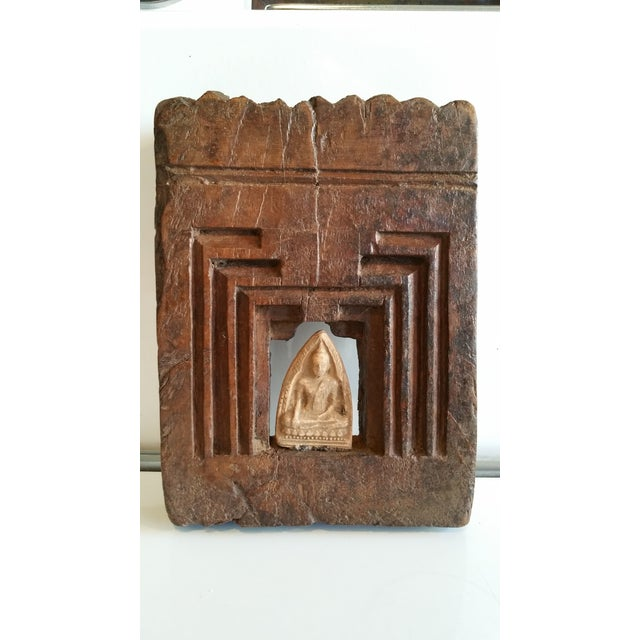19th Century Indian Deity Shrine - Image 2 of 5