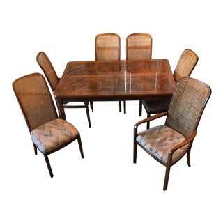 Hickory Manufacturing Campaign Dining Set