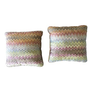 Missoni Cotton Sateen Pillow Cover