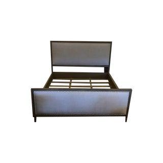 Restoration Hardware Maison King Panel Bed