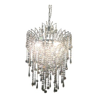 Swarovski Crystal Waterfall Chandelier