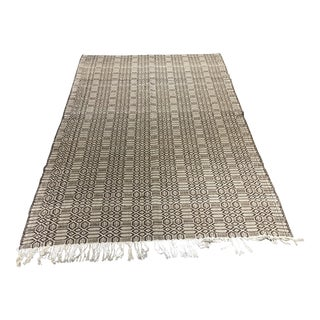 "Bellwether Rugs Vintage Turkish Kilim Rug - 4'6"" x 6'7"""