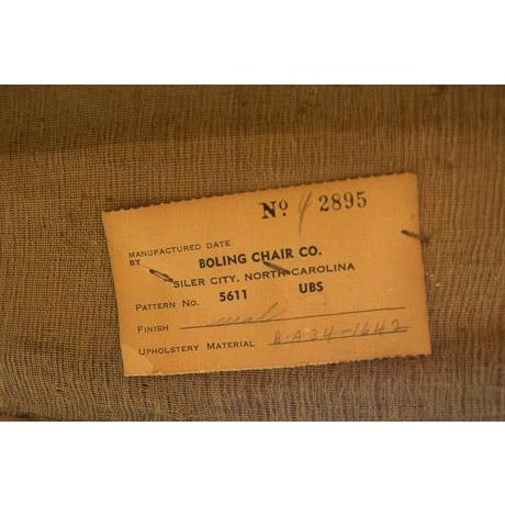Boling Chair Co. Office Chairs - A Pair - Image 3 of 6