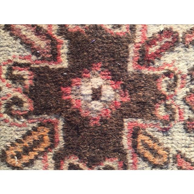 Anatolian Persian Rug, 18x40 - Image 7 of 7