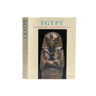 Egypt: Architecture & Sculpture Book