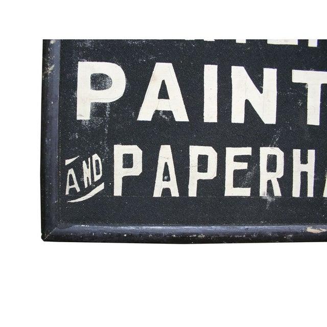 E. Skyepack Painter & Paperhanger Sign - Image 3 of 3