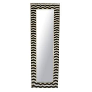 Zig Zag Inlay Mirror