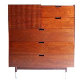 Hooker Furniture Mid-Century Highboy Dresser