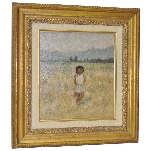 Grace Carpenter 1920 Pomo Indian Child - Image 1 of 7