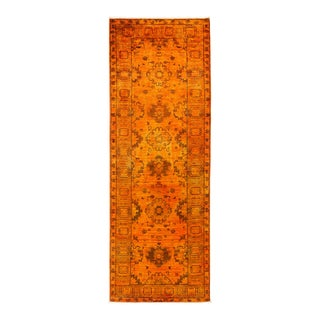 """Vibrance Hand Knotted Runner Rug - 2' 8"""" X 7' 9"""""""