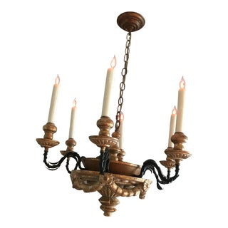 Reproduction French Empire Chandelier
