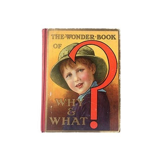The Wonder Book of Why & What, 1937