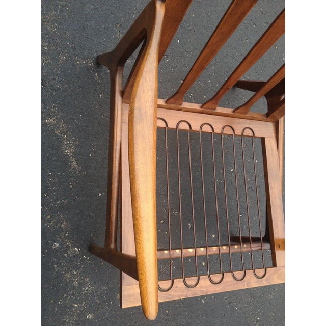 Mid-Century Modern Italian Chair - Image 6 of 10