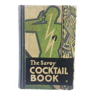1st Edition 1930 Savoy Cocktail Book