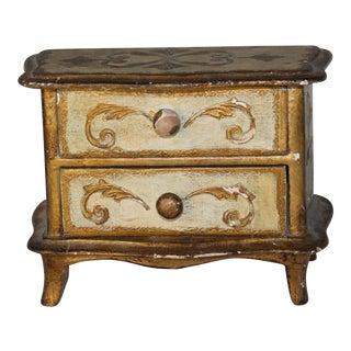 Venetian Jewelry Box