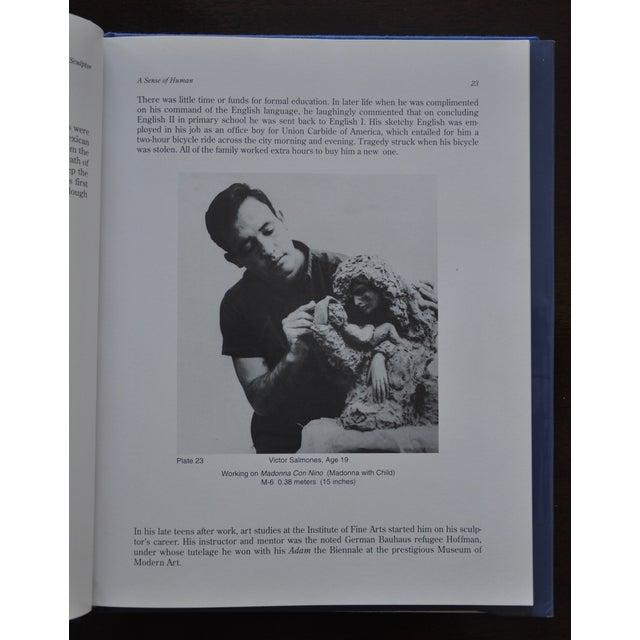"Victor Salmones ""Madonna Con Nino"" Bronze Statue - Image 6 of 9"