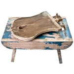 Image of French Farmhouse Milking Stool