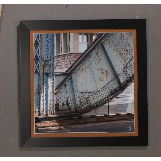 Sarreid LTD Industrial Giclee Print - Image 2 of 2
