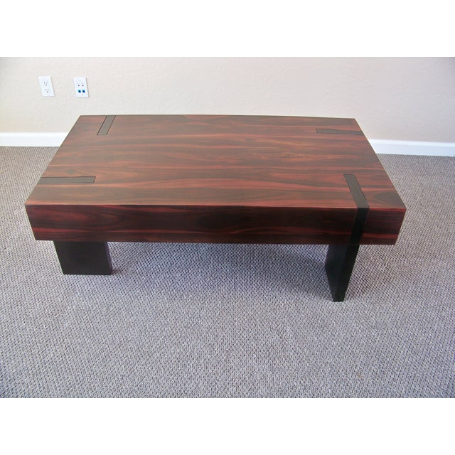 Image of Rosewood Coffee Table