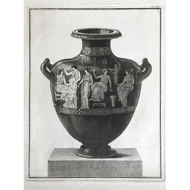 18th Century Engraving of Greek Hydra - Image 3 of 5