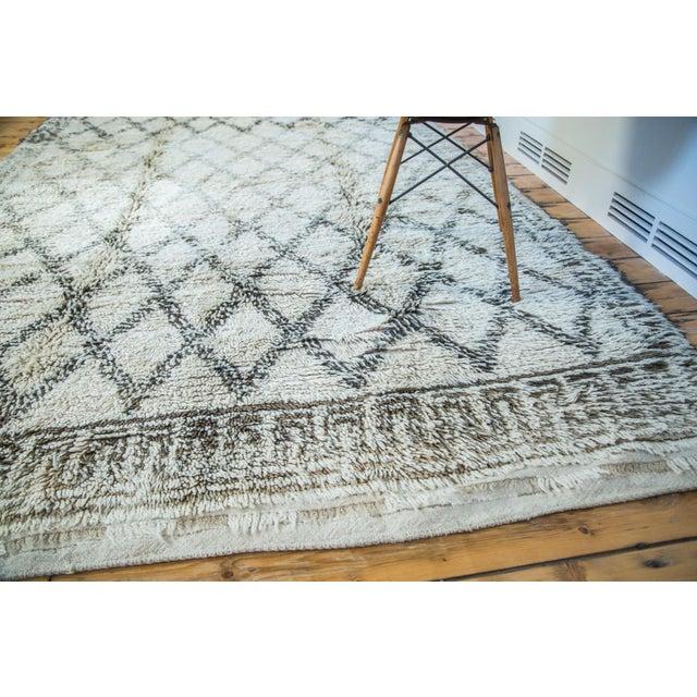 "Vintage Moroccan Carpet - 6'4"" x 10' - Image 2 of 6"