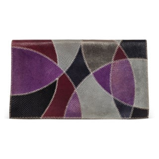 Furst & Mooney Patchwork Clutch