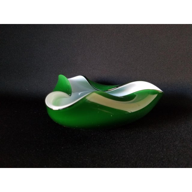 60's Murano Art Glass Ashtrays - A Pair - Image 8 of 8