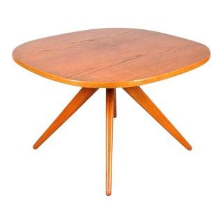 """Futura"" Coffee Table by David Rosén for Nordiska Kompaniet, Sweden, circa 1950"