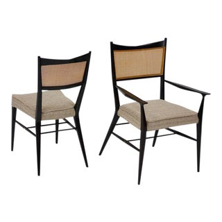 Set of Ten Paul McCobb Irwin Collection Dining Chairs