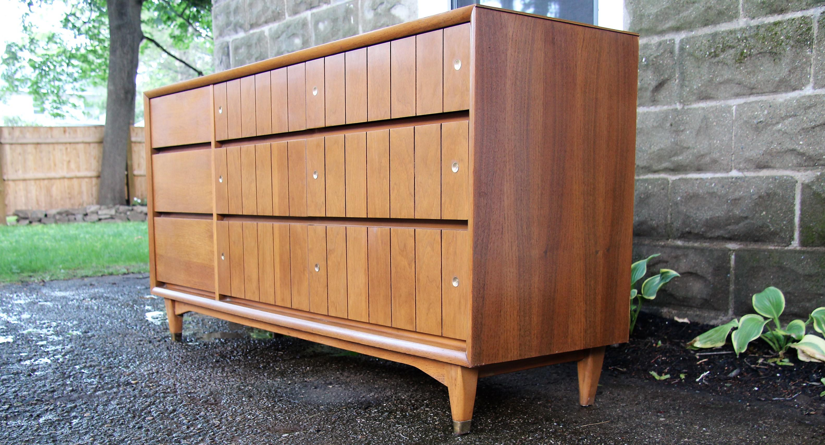 image of kroehler furniture midcentury credenza - Kroehler Furniture