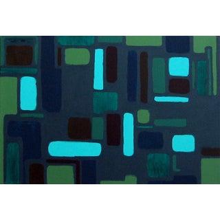 """Cityscene 9"" Original Oil Painting"