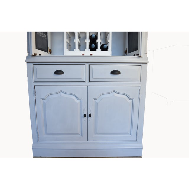 Traditional Home Bar Cabinet - Image 5 of 11