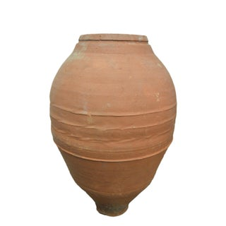 Greek Antique Terracotta Water Jar