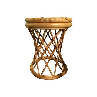 Wicker Tabort Stool