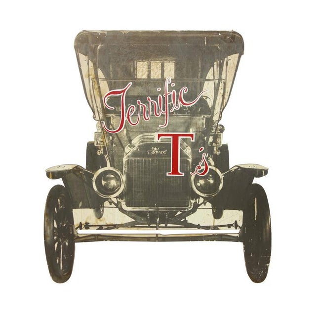 Ford Model T Advertisement - Image 5 of 9