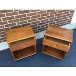 Image of Drexel Declaration Nightstands - Pair