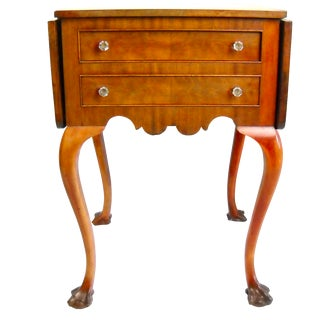 Chippendale-Style Pembroke Table