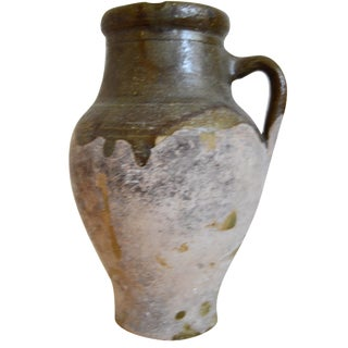 Greek Antique Pottery Vessel