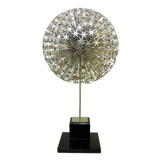 Global Views Modern Dandelion Jere Style Sculpture