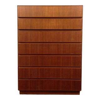 Mid-Century Danish Rosewood Dresser
