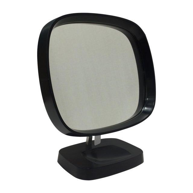 Midcentury Modern Danish Articulating Table Mirror - Image 1 of 8