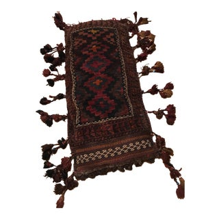 Moroccan Wool Camel Bag
