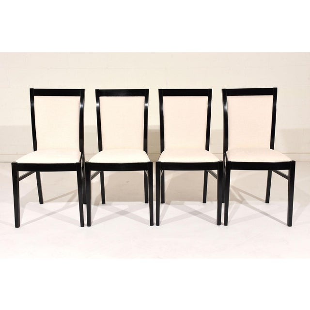 Set of Eight Regency-style Dining Chairs - Image 6 of 10
