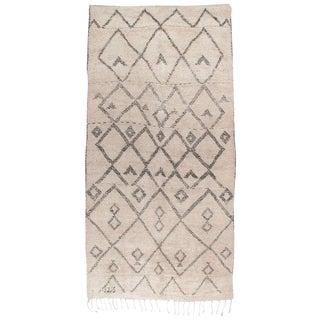 Beni Ouarain Moroccan Berber Carpet