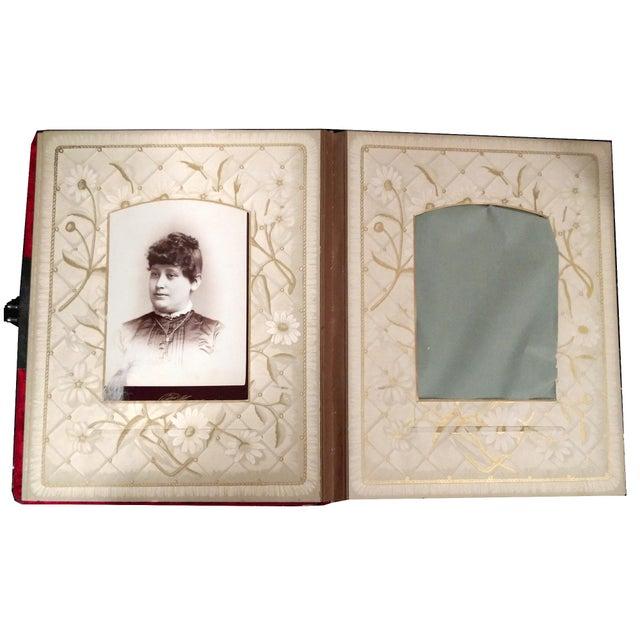 Antique Nouveau Photo Albums - Set of 5 - Image 8 of 10